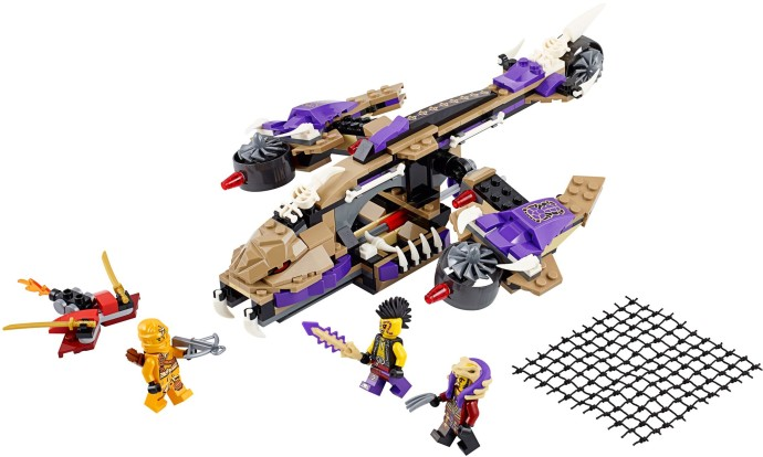 Ninjago 2015 brickset lego set guide and database - Lego ninjago voiture ...