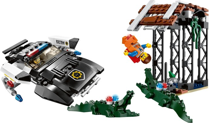 lego melting room instructions