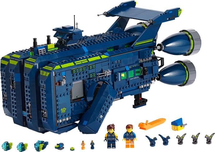 70839 The Rexcelsior Revealed Brickset Lego Set Guide And Database