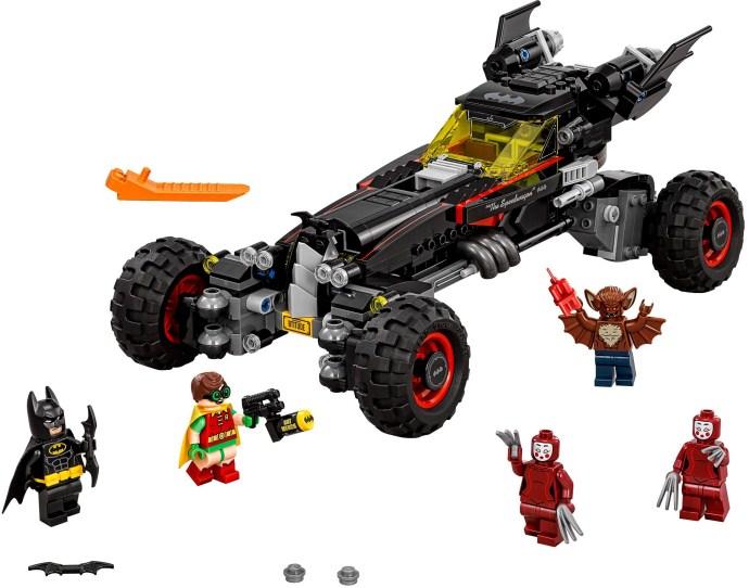 70905 1 the batmobile brickset lego set guide and database. Black Bedroom Furniture Sets. Home Design Ideas