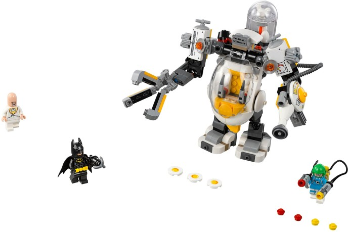 LEGO 70920: Egghead Mech Food Fight