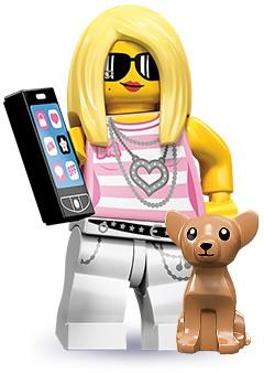 Lego 71001 Trendsetter image