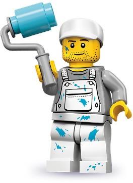 Изображение набора Лего 71001 Декоратор