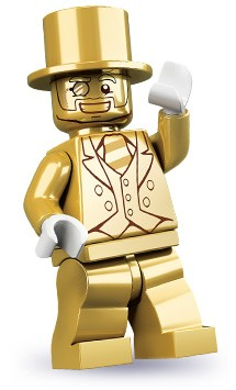 Lego 71001 Mr. Gold image