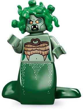 Lego 71001 Medusa image