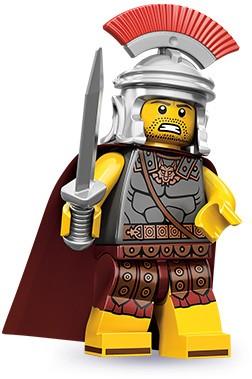 Lego 71001 Roman Commander image
