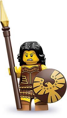 Lego 71001 Warrior Woman image