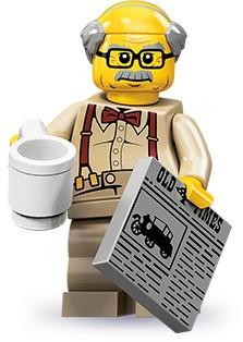 Lego 71001 Grandpa image