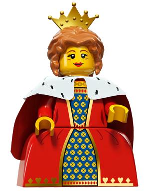 Lego Minifig Gold Princess Female Hair x 1 Pearl Gold for Minifigure