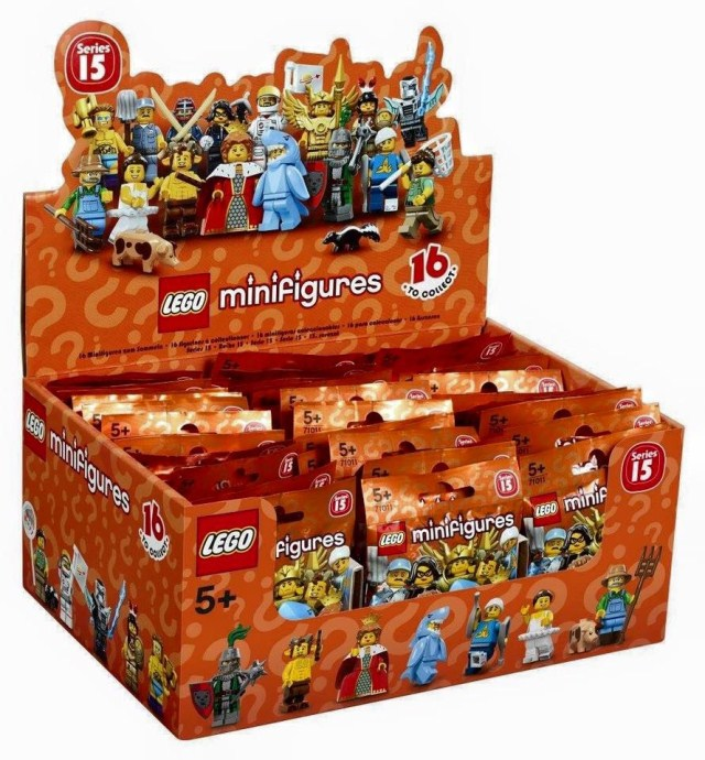Collectable Minifigures | 2016 | Brickset: LEGO set guide and database