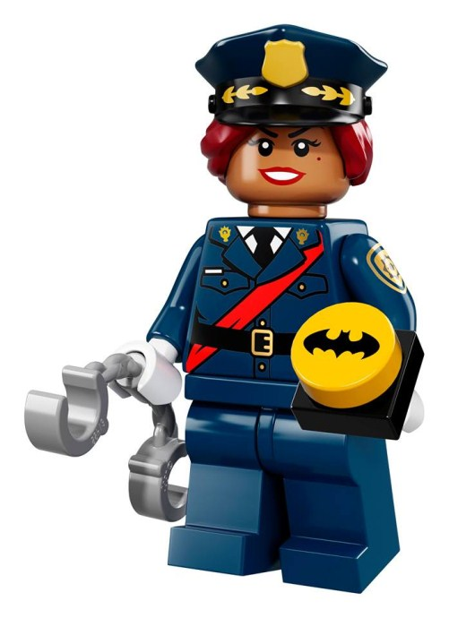 Lego 71017 Barbara Gordon image