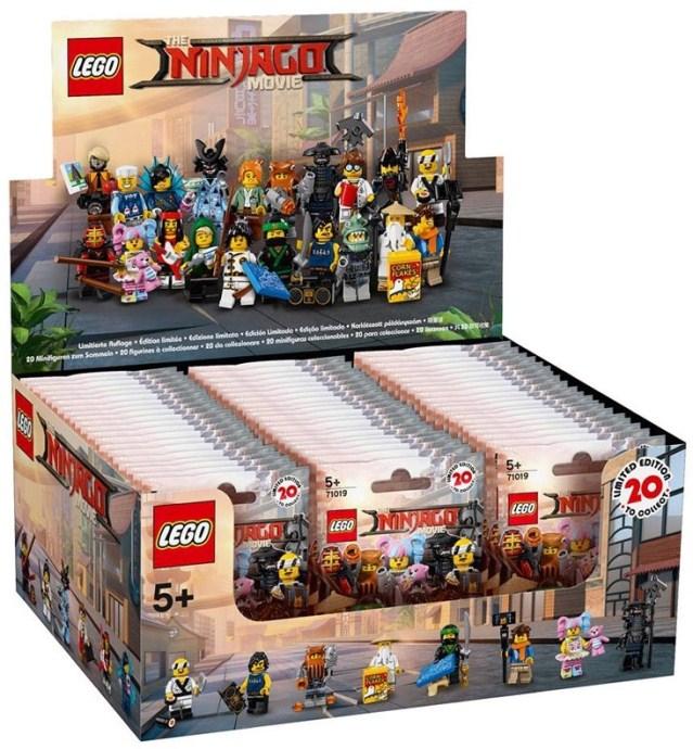 Collectable Minifigures | The LEGO Ninjago Movie | Brickset: LEGO ...