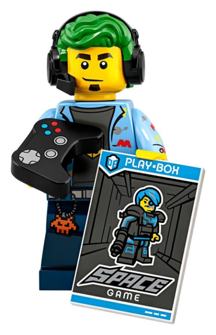 Collectable Minifigures Series 19 Revealed Brickset