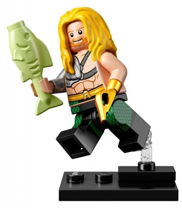 colsh-3 Minifigs Disney Collectibles LEGO® 71026 Aquaman
