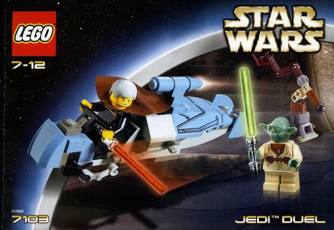 7103: Jedi Duel | Brickset: LEGO set guide and database