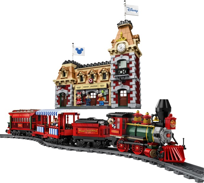 Disney Train available now