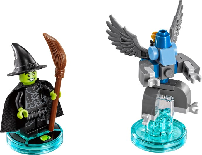 71221 1 Wicked Witch Brickset Lego Set Guide And Database