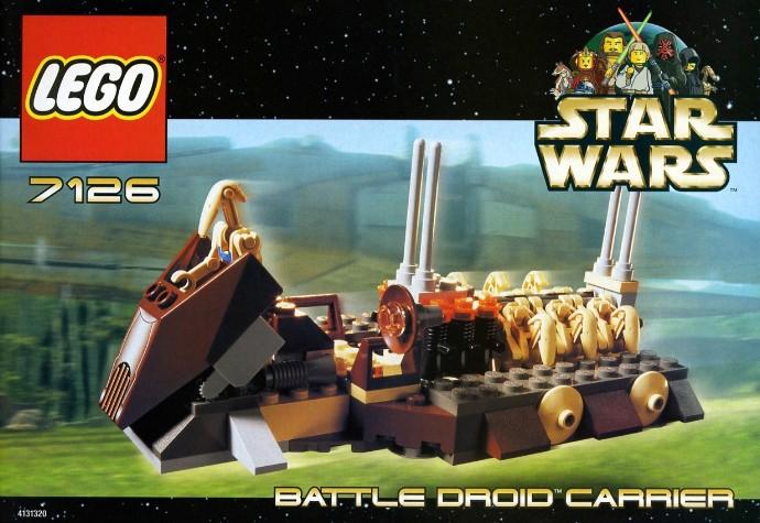 71261 Battle Droid Carrier  Brickset LEGO set guide and database