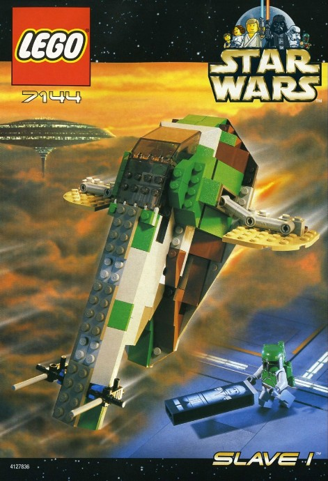 Ucs Slave I Father And Son Lego
