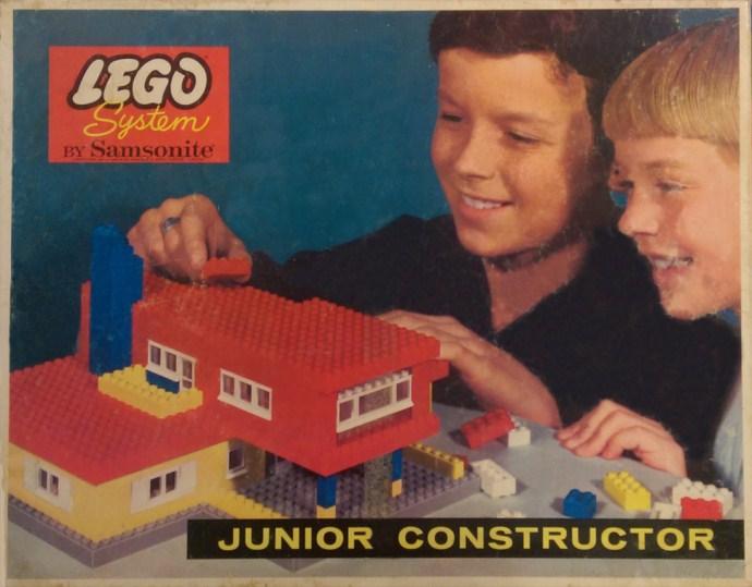 Lego 717 Junior Constructor image