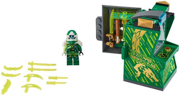 71716: Lloyd Avatar - Arcade Pod   Brickset: LEGO set ...