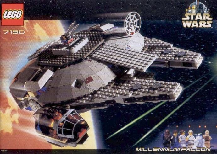 7190 1 Millennium Falcon