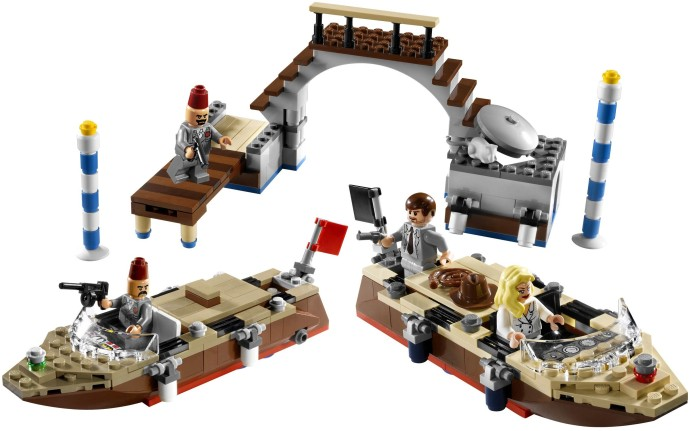 Lego 7197 Venice Canal Chase