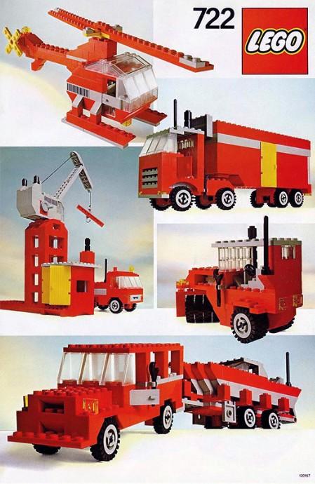 Lego 722 Universal Building Set, 7+ image