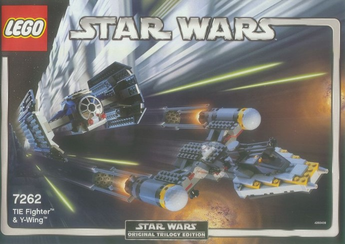 lego y wing instructions 2017