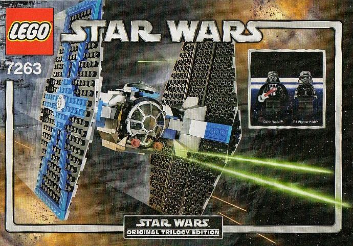 Star Wars | Tagged 'TIE Fighter Pilot' | Brickset: LEGO set guide ...