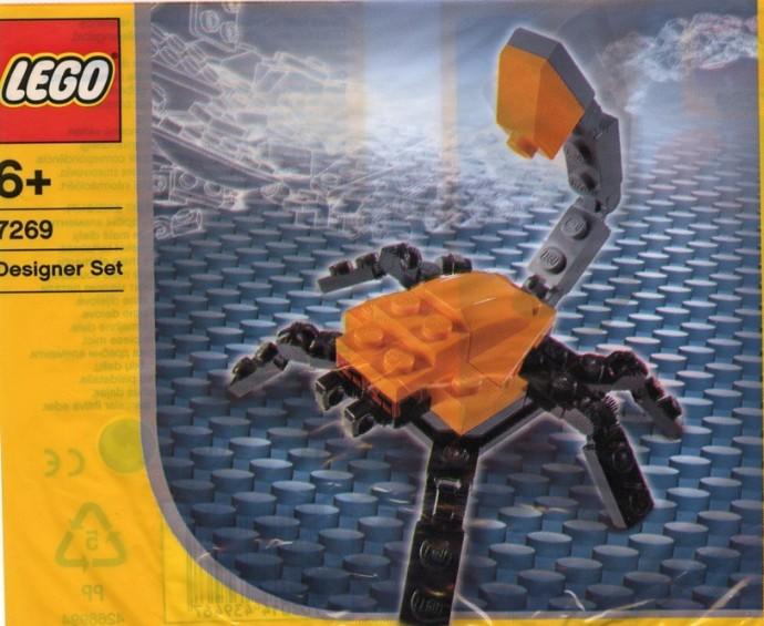 Изображение набора Лего 7269 Scorpion