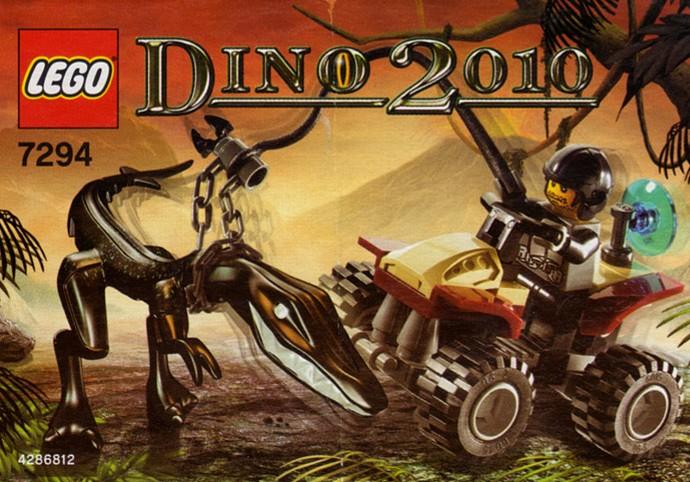Dino 2010 brickset lego set guide and database - Lego dinosaures ...