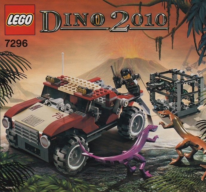 Random set of the day: Dino 4WD Trapper
