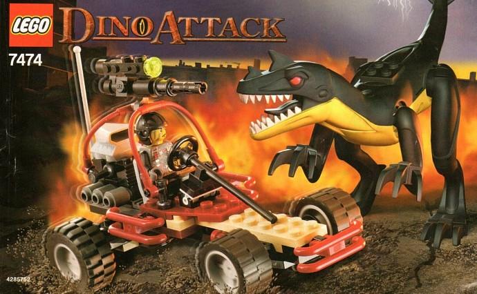 Dino Attack Brickset Lego Set Guide And Database