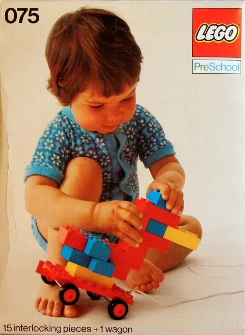Изображение набора Лего 75 PreSchool Set