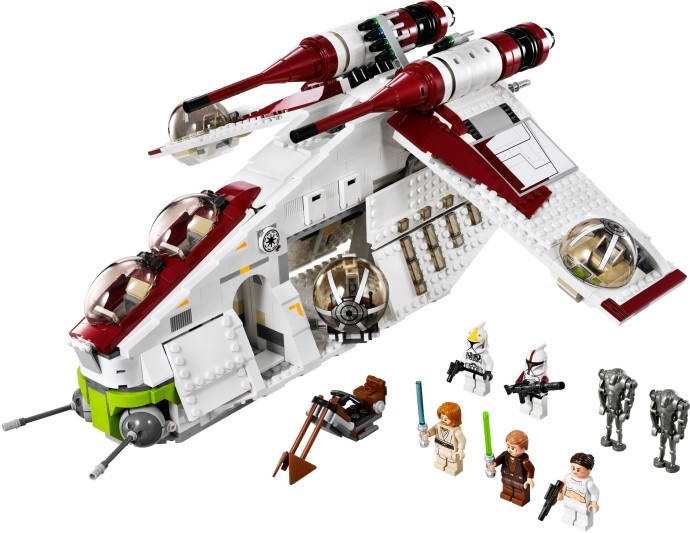 What's missing? Attack of the Clones | Brickset: LEGO set guide and ...