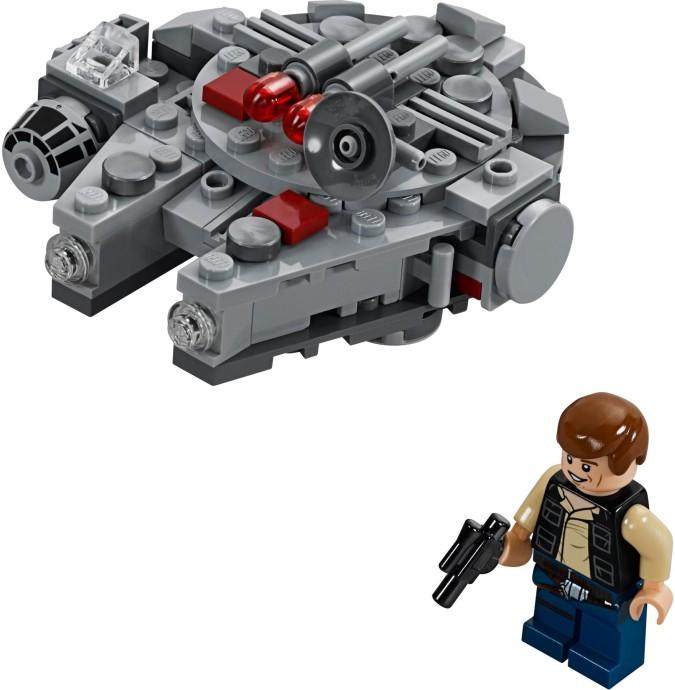 75030 1 Millennium Falcon Brickset Lego Set Guide And Database