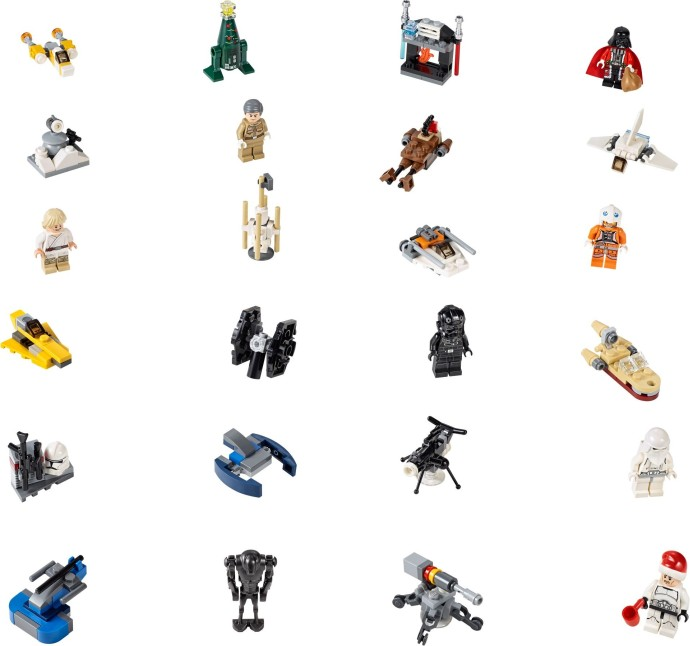 Lego Star Wars Advent Calendar 2016 Star Wars Advent Calendar