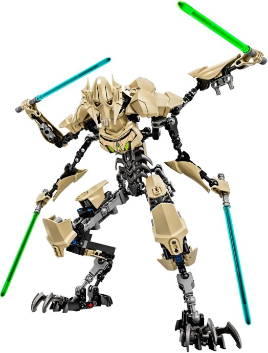75112 1 General Grievous Brickset Lego Set Guide And Database