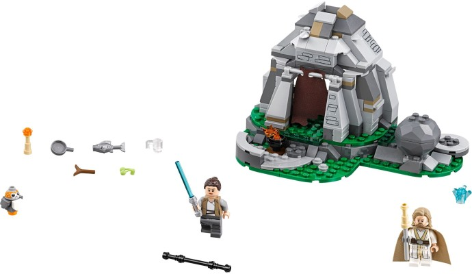 LEGO 75200: Ahch-To Island Training