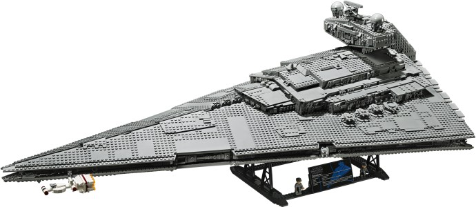 75252 Imperial Star Destroyer announced!