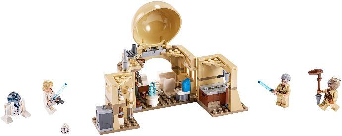 LEGO STAR WARS Luke Skywalker with training droid MINIFIG from Lego set #75270