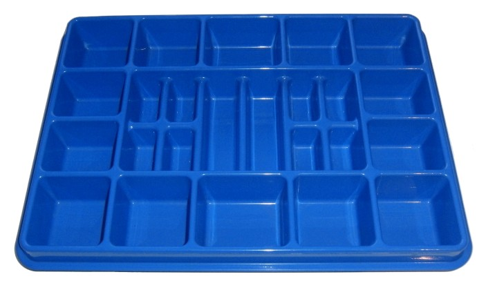 758 1 Storage Tray Blue Brickset Lego Set Guide And Database