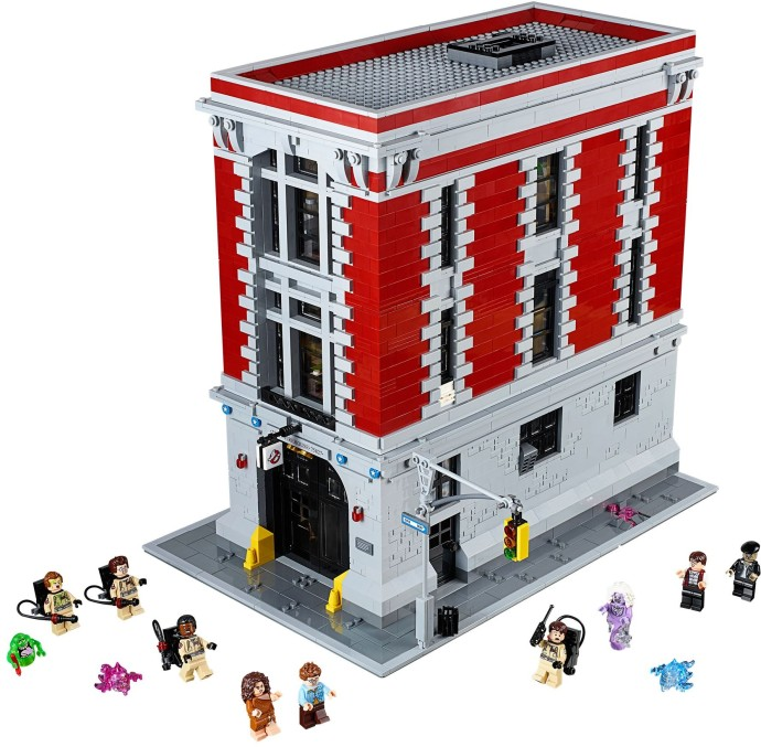 Review: 75827 Firehouse Headquarters