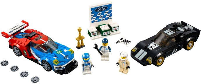 on 2017 Ford Gt Lego