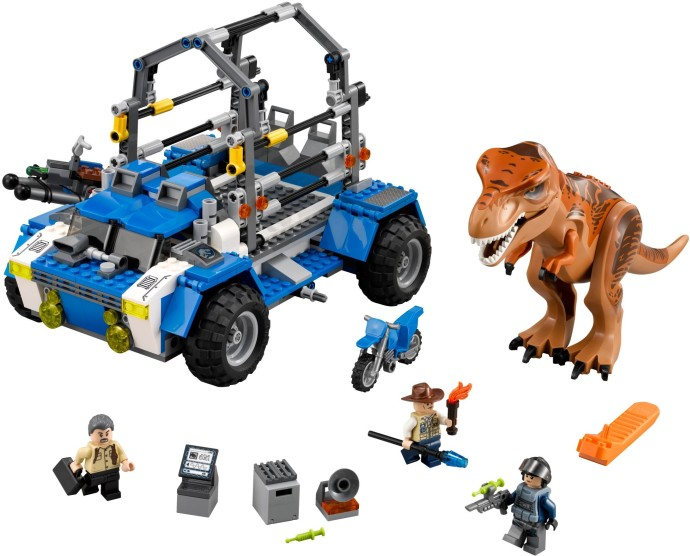 75918 1 T Rex Tracker Brickset Lego Set Guide And Database