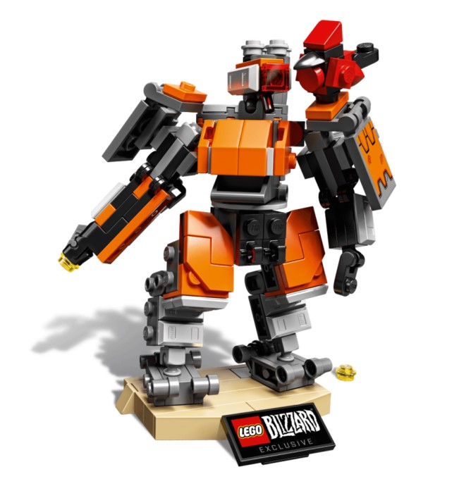 75987 Omnic Bastion revealed and available now! | Brickset