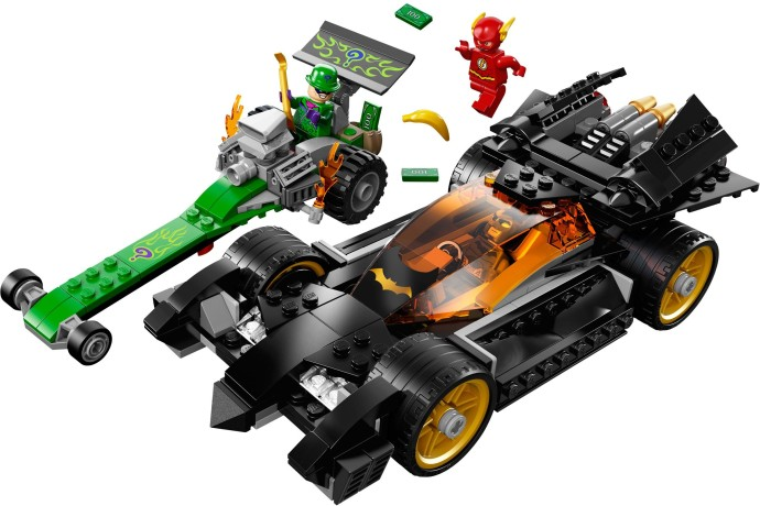 76012 1 batman the riddler chase brickset lego set guide and database. Black Bedroom Furniture Sets. Home Design Ideas