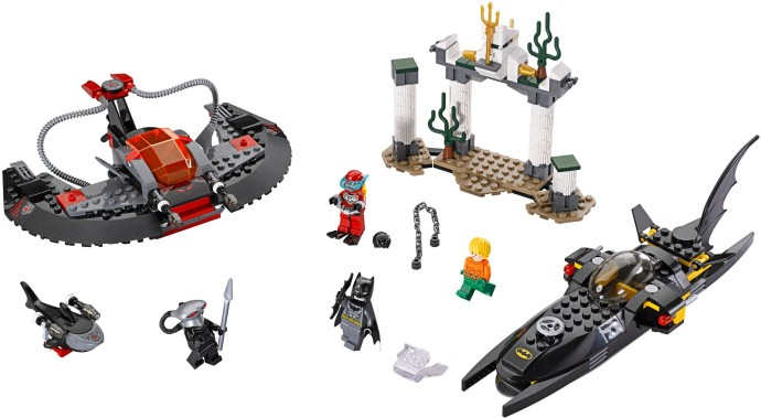 Lego 76027 Black Manta Deep Sea Strike image