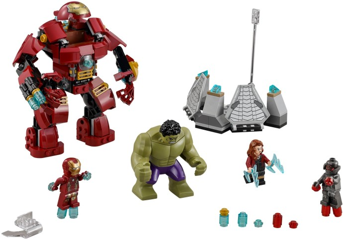 LEGO The Hulk Buster Smash Set 76031 | Brick Owl - LEGO Marketplace
